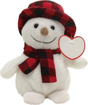 """Plyšový snehuliak """"Johann"""""""