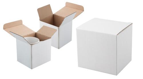 Three krabička na hrnček
