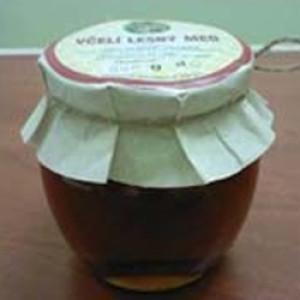 Lesný medovicový med (z ihličnatých stromov)