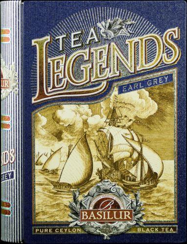 Čierny čaj Earl Grey, 100g