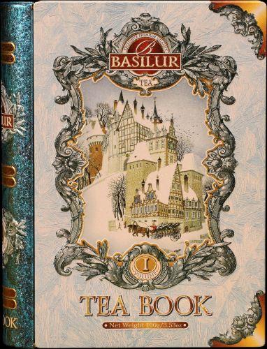 Čierny čaj Blue book, 100g