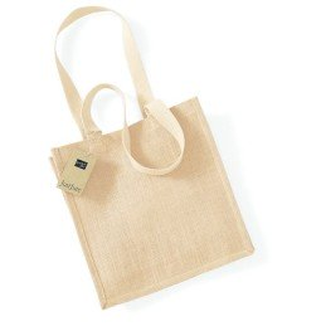 Jutová taška Compact