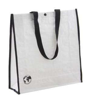 Recycle nákupná taška z recyklovaného materiálu