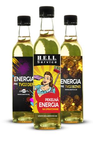 obrazok Energetický nápoj v skle - Reklamnepredmety