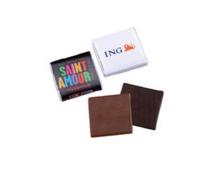 obrazok Mini čokoláda s potlačou obalu - Reklamnepredmety
