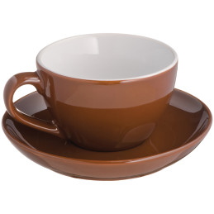 obrazok Cappuccino šálka s tanierikom - Reklamnepredmety