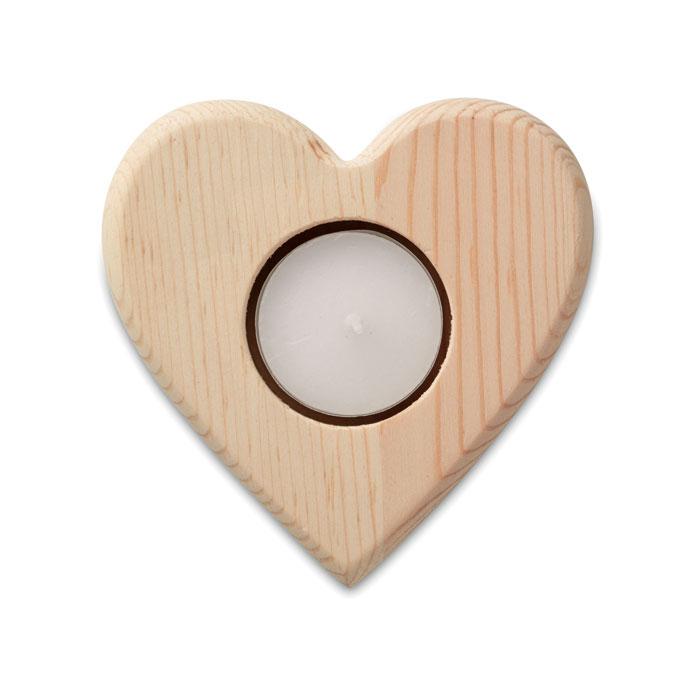 TEAHEART stojan na čajovú sviečku