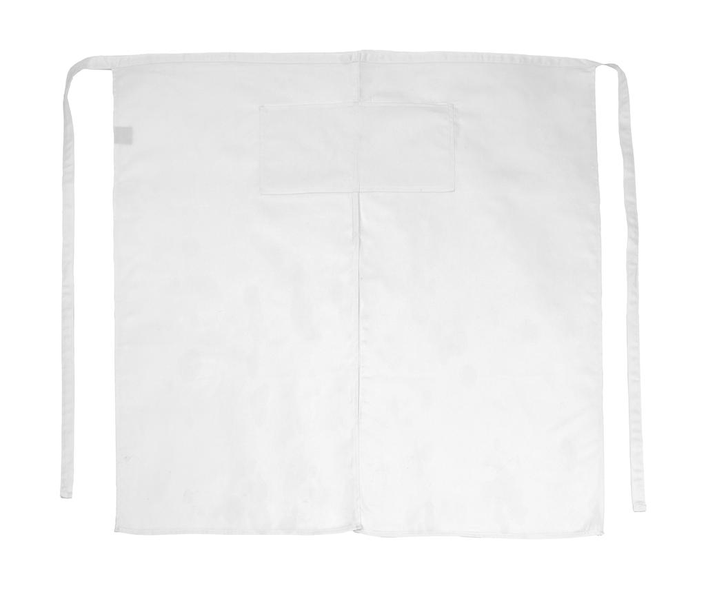 `Berlin` Long Bistro Apron with Vent and Pocket