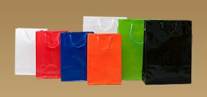 obrazok Laminované tašky bez potlače - Reklamnepredmety
