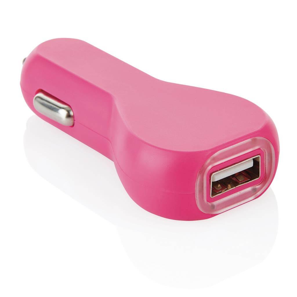 USB car charger autonabíjačka