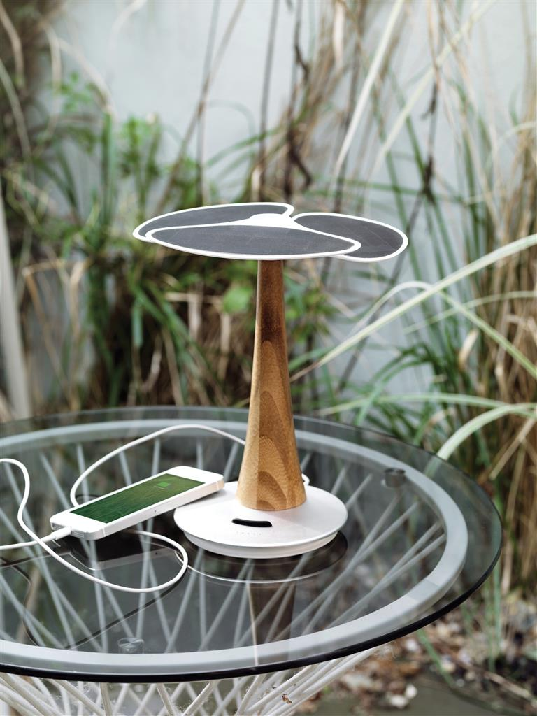 Ginkgo solar tree 4.000mAh  power banka gallery
