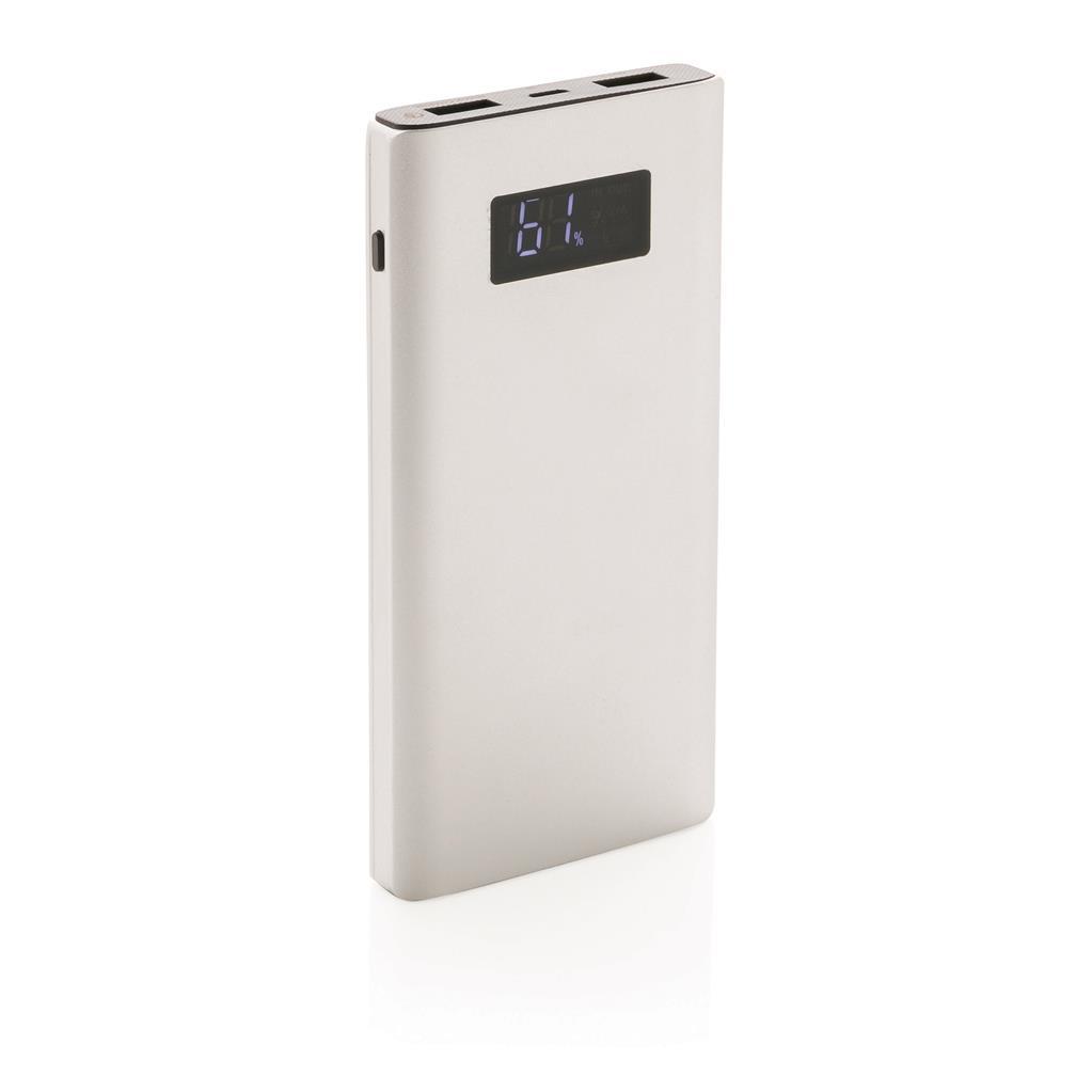 10.000 mAh powerbank with quick charge powerbanka s funkciou rýchleho nabíjania