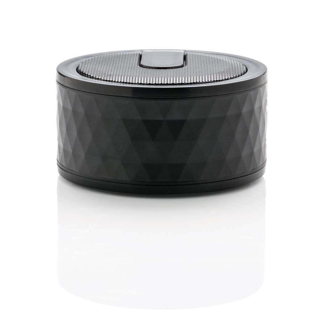 Geometric wireless speaker  bezdrôtový reproduktor sgeometrickým vzorom