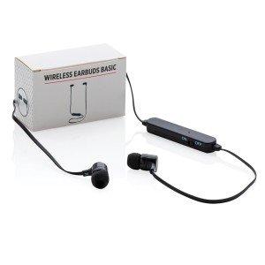 Wireless earbuds basic   základné bezdrôtové slúchadlá