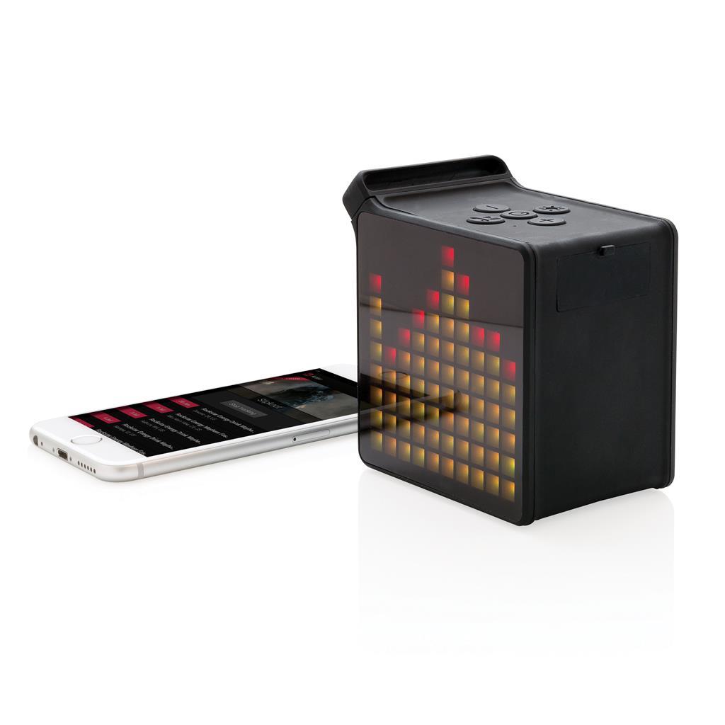 5W Speaker with APP    reproduktor so zábavným displejom