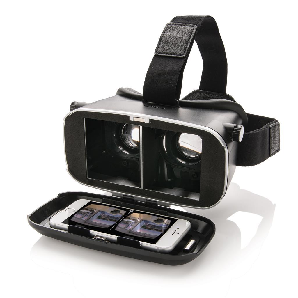 VR 3D okuliare