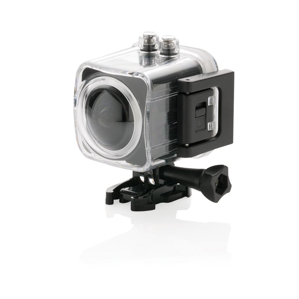Akčná 4K kamera s 360° zobrazením