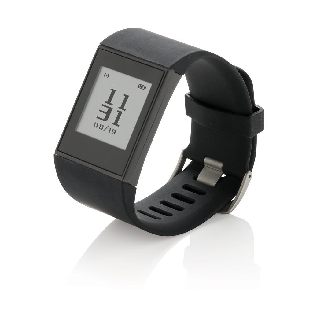 Multi-športové hodinky E-ink