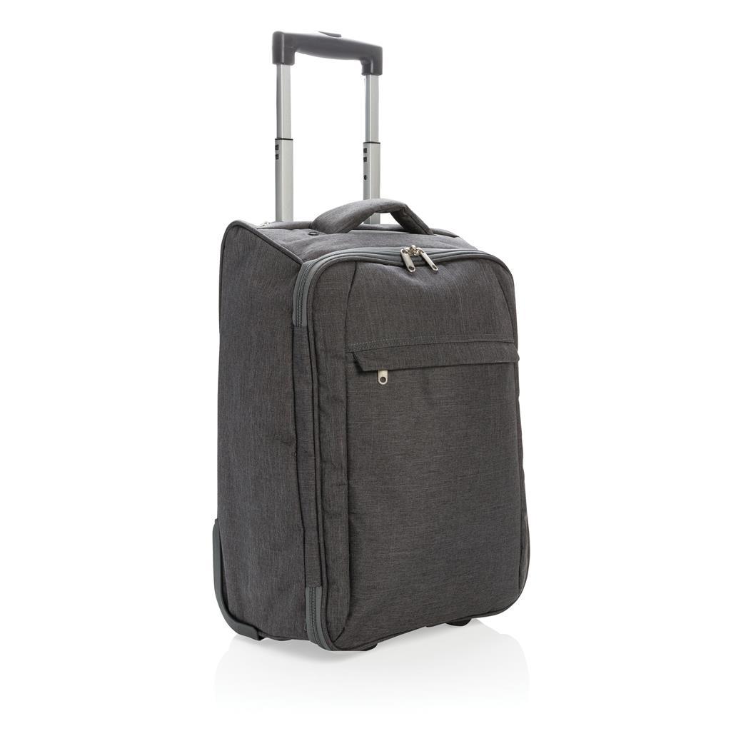 Dvojtónový skladný kufrík