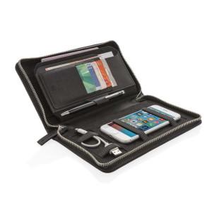 RFID cestovná peňaženka Swiss Peak Heritage