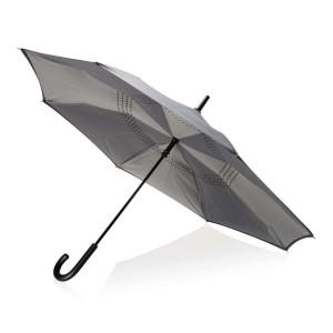 """23"""" manuálny reverzný dáždnik"""