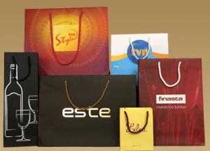 obrazok Laminované tašky s potlačou - Reklamnepredmety