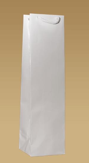 obrazok Ekologické papierové tašky na víno laminované - Reklamnepredmety