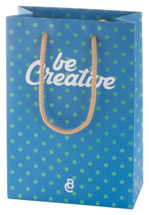 CreaShop S malá papierová nákupná taška na zákazku