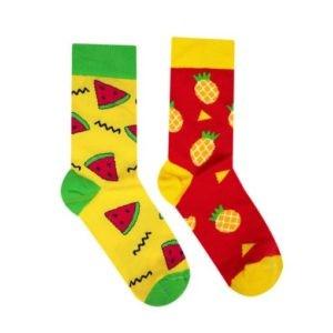 obrazok Ponožky ovocie Ananas a melón - Reklamnepredmety