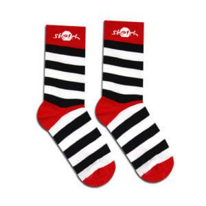 obrazok Ponožky farebné námornické - Reklamnepredmety