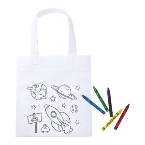 obrazok Nákupná taška pre deti Mosby - Reklamnepredmety