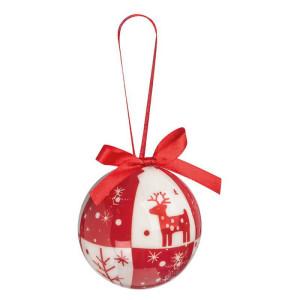 Vianočná guľa v krabici