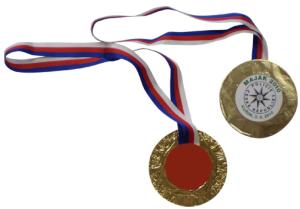 obrazok Medaila s etiketou - Reklamnepredmety