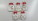 Reklamnepredmety Plnofarebne maľovaný domáci perník: zvonček, hviezda, stromček, snehuliak, podkova, balený v celofáne