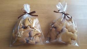 Balíček 10 ks domácich medovníkov s orechom