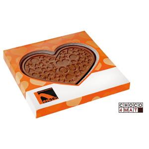 obrazok Čokoládové srdce - Reklamnepredmety