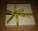 Reklamnepredmety Pralinky v zlatej krabičke, 4 kusy