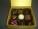 Reklamnepredmety Pralinky v zlatej krabičke, 9 kusov