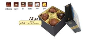 Reklamná bonboniéra  12 ks