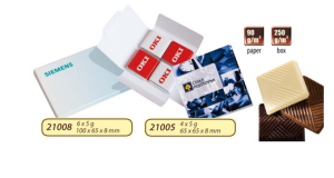 obrazok Čokoládová sada 4x5g - Reklamnepredmety