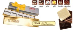 obrazok Čokoládová tehlička - Reklamnepredmety