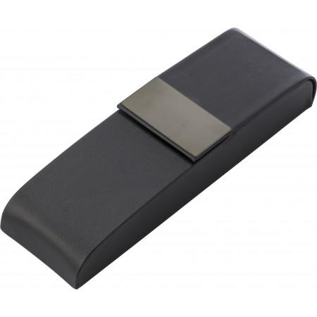 PU luxusné puzdro na čierne pero