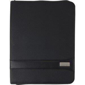 Zložka na PVC A4, čierna