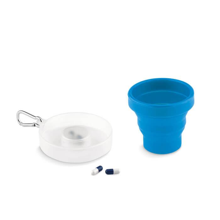 obrazok CUP PILL hrnček na tabletky - Reklamnepredmety