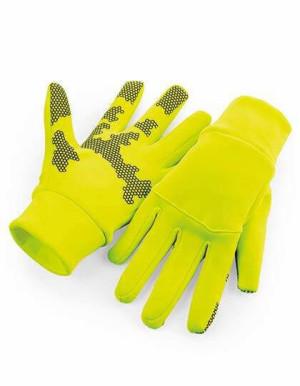Softshellové pracovné rukavice