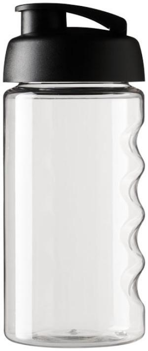 Športová fľaša s vyklápacím viečkom H2O Bop® 500 ml