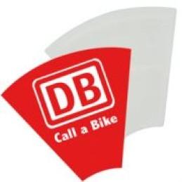 obrazok Veľká plastová vlajka na kolesá - Reklamnepredmety