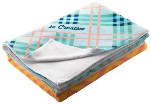 CreaTowel L uterák sa sublimáciou