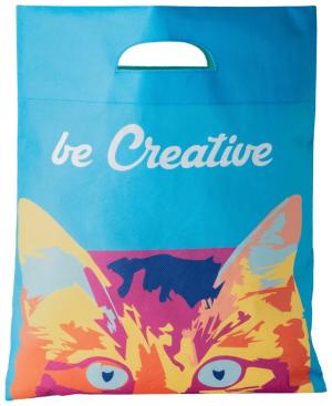 SuboShop Zero nákupná taška z netkanej textílie na zákazku
