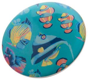 DomeBadge magnetický odznak